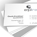 Businesscard Equitrade